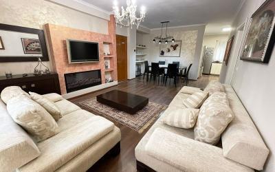 "Apartament 2+1 Me Qira - Adresa: PRANE GARDES, RRUGA ""PERLAT REXHEPI"" Tirane"
