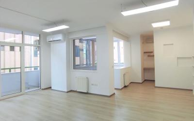 "Apartament 1+1 Me Qira - Adresa: MBRAPA AMBASADES AMERIKANE, RRUGA ""PJETER BUDI"" Tirane"