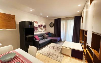 """Apartament 2+1 Me Qira - Adresa: RRUGA E """"ELBASANIT"""" PRANË FAKULTETIT EKONOMIK Tirane"""
